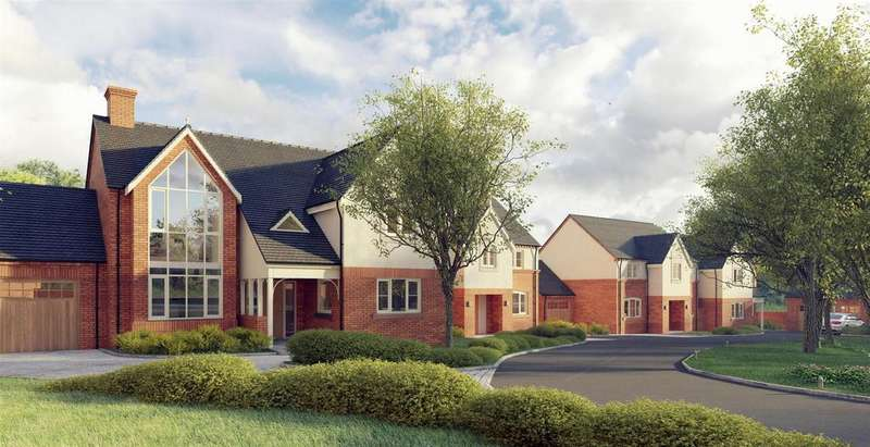 4 Bedrooms Detached House for sale in Spire House, Main Road, Austrey, Atherstone