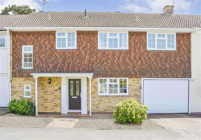 4 Bedrooms Town House for sale in Kibworth Beauchamp