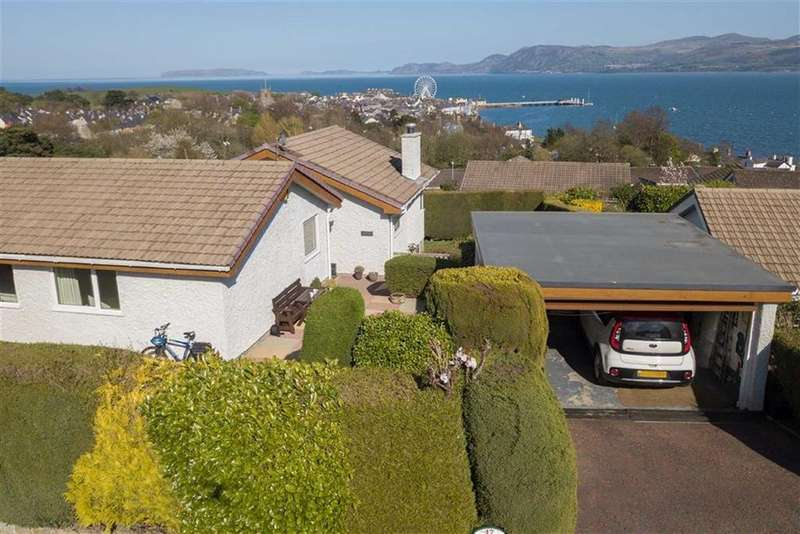 6 Bedrooms Detached Bungalow for sale in Cae Mair, Beaumaris, Anglesey