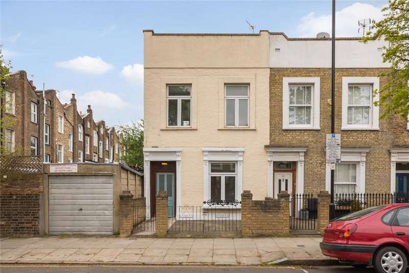 3 Bedrooms End Of Terrace House for sale in Windsor Road, London