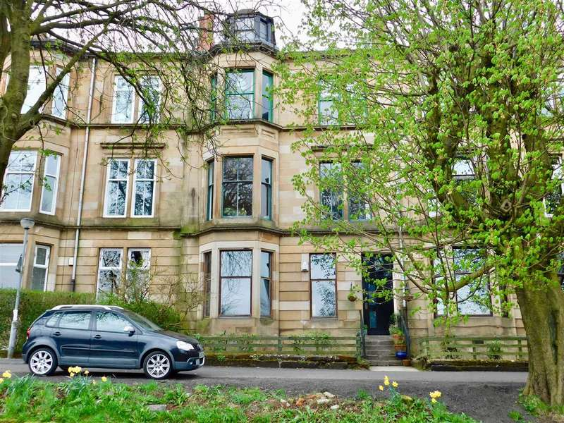 3 Bedrooms Flat for sale in Hampden Terrace, Mount Florida, Glasgow