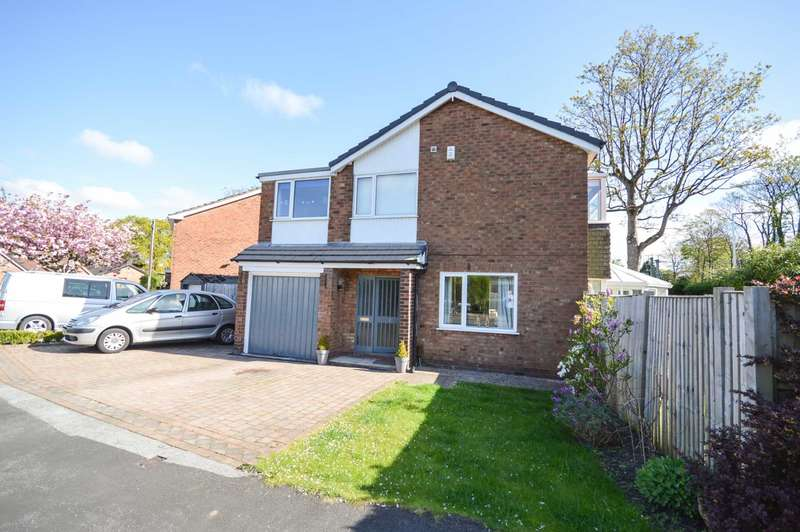 4 Bedrooms Detached House for sale in 2 Moorland Drive, Cheadle Hulme