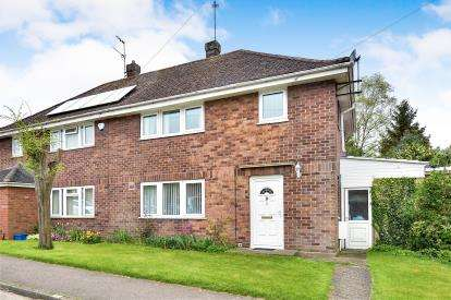 3 Bedrooms Semi Detached House for sale in Willow Way, Bletchley, Milton Keynes, Uk