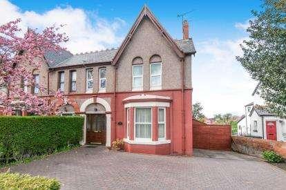 4 Bedrooms Semi Detached House for sale in Gronant Road, Prestatyn, Denbighshire, Uk, LL19