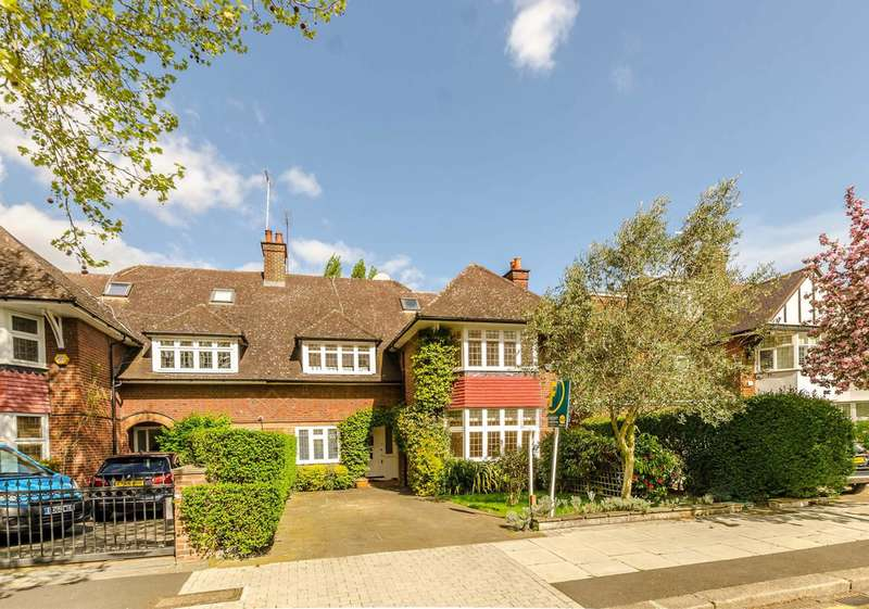 5 Bedrooms House for sale in Hocroft Avenue, West Hampstead, NW2