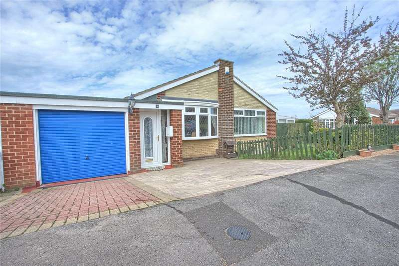 3 Bedrooms Bungalow for sale in Sandmoor Road, New Marske