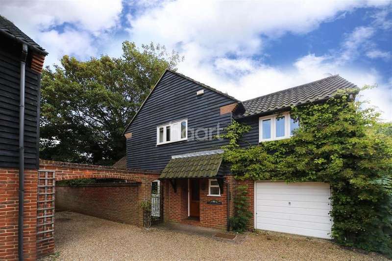 4 Bedrooms Detached House for rent in Old Manor House Mews