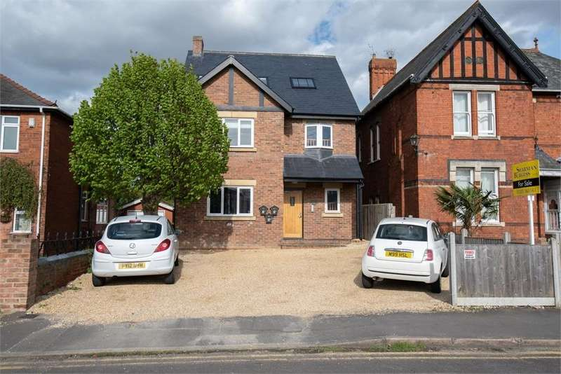 2 Bedrooms Flat for sale in Squirell House, Queens Road, Boston, Lincolnshire