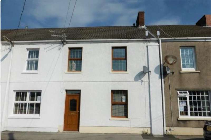 3 Bedrooms Terraced House for rent in Abergwernffrwd Row, Tonmawr