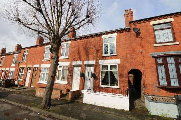 3 Bedrooms Terraced House for sale in Bayswater Road, Melton Mowbray, LE13