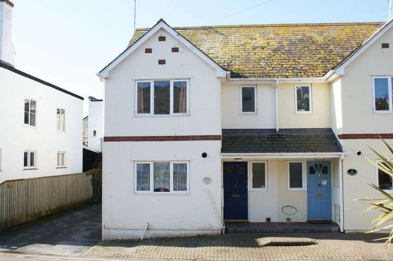 2 Bedrooms Property for sale in 1 Brook Mews Brook Road, Budleigh Salterton