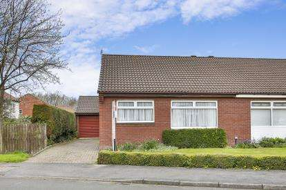 2 Bedrooms Bungalow for sale in Priors Grange, High Pittington, Durham, Co Durham, DH6