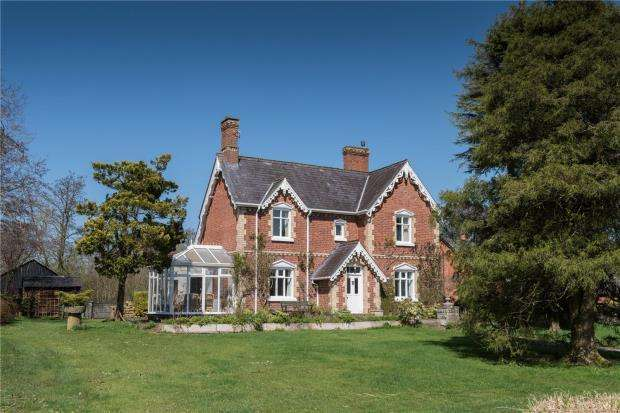 4 Bedrooms House for sale in Oaklands Farm, Norbury, Bishops Castle, Shropshire