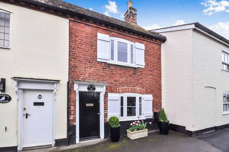 3 Bedrooms Semi Detached House for sale in Upper Street, Stratford St. Mary