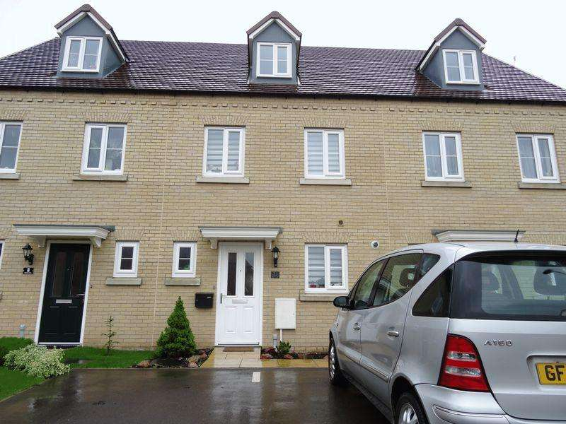 3 Bedrooms House for sale in Medina Walk, Spalding