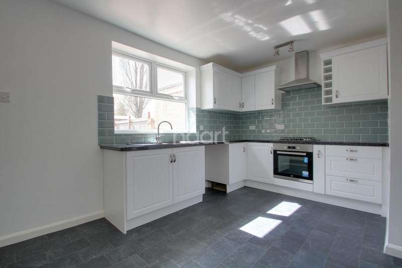 3 Bedrooms Terraced House for sale in Railway Road, Wisbech