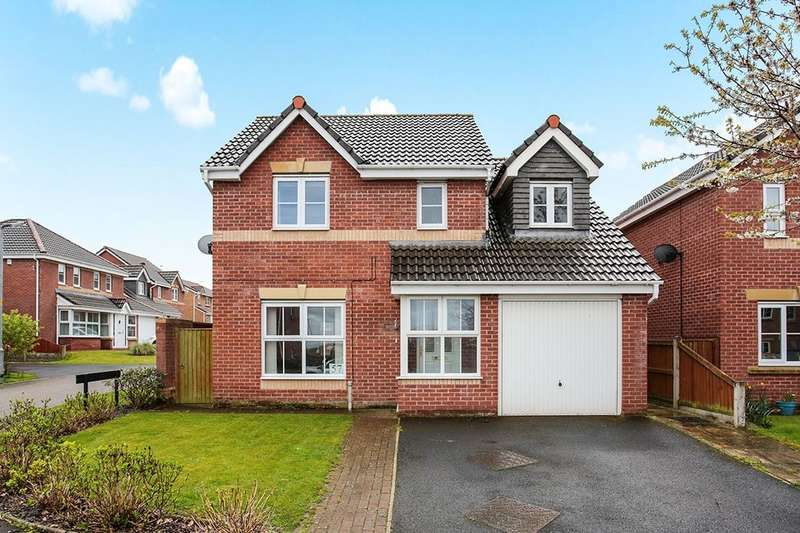 4 Bedrooms Detached House for sale in Watermans Walk, Carlisle, CA1