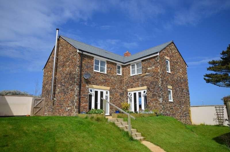 4 Bedrooms Detached House for sale in Park An Fenten, St Agnes