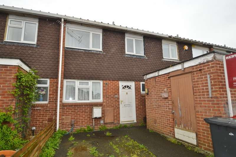 3 Bedrooms Terraced House for sale in Grampian Way, Langley, SL3