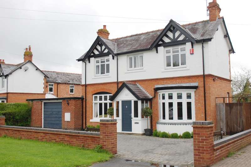 3 Bedrooms Detached House for sale in Bromsgrove Road, Studley, B80