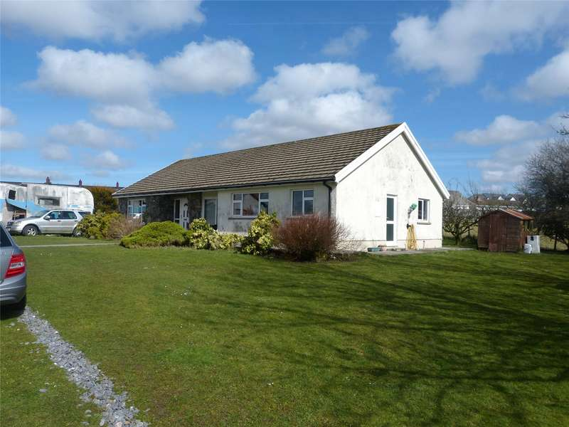 3 Bedrooms Detached Bungalow for sale in Llety Nedd, Maenclochog, Clynderwen, Pembrokeshire