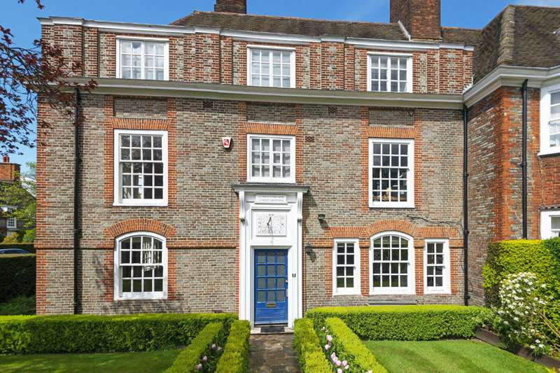 7 Bedrooms House for sale in North Square, Hampstead Garden Suburb