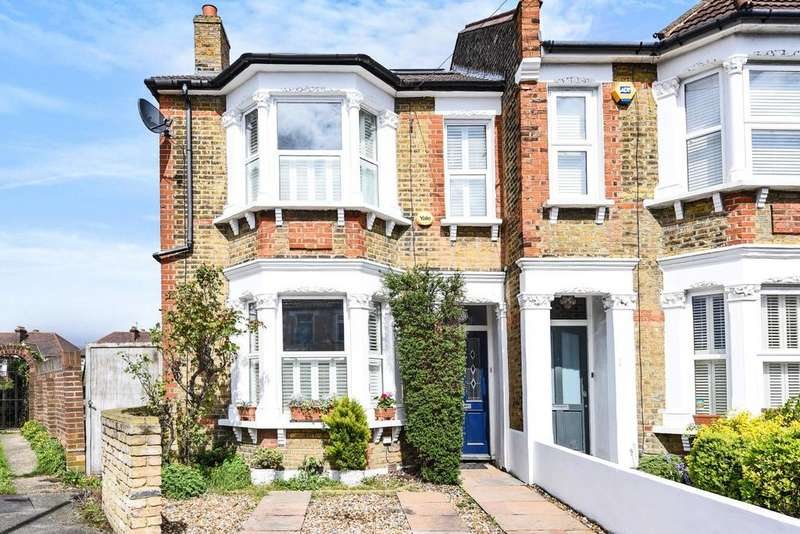 4 Bedrooms Terraced House for sale in Houston Road, Forest Hill