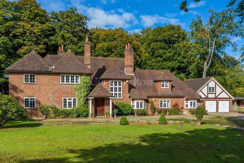 6 Bedrooms Detached House for sale in Jordans, Beaconsfield
