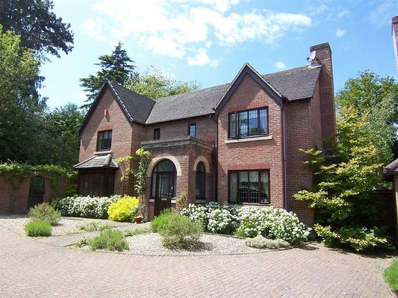 4 Bedrooms Detached House for sale in 8 Mountwood Park, The Mount, Shrewsbury, SY3 8PJ