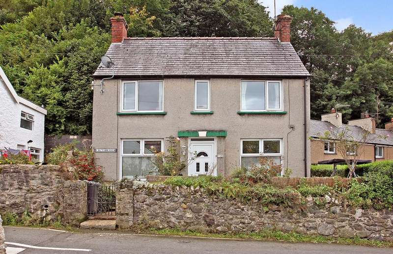 3 Bedrooms Detached House for sale in Nant Y Felin Road, Llanfairfechan, North Wales