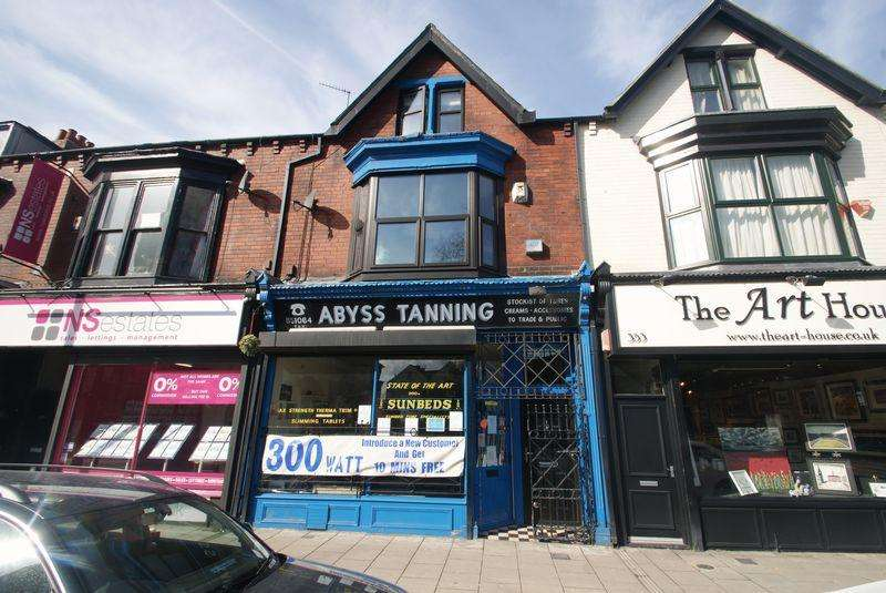 2 Bedrooms Terraced House for sale in Linthorpe Road, Middlesbrough