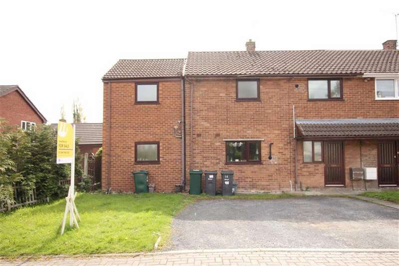 2 Bedrooms Apartment Flat for sale in Bache Hall Court, Chester