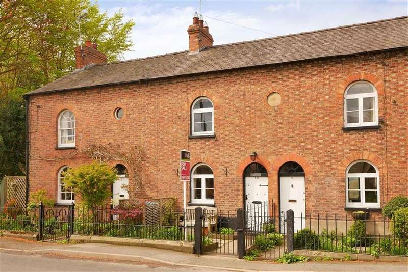 2 Bedrooms Terraced House for sale in Salop Road, Overton-on-Dee, LL13