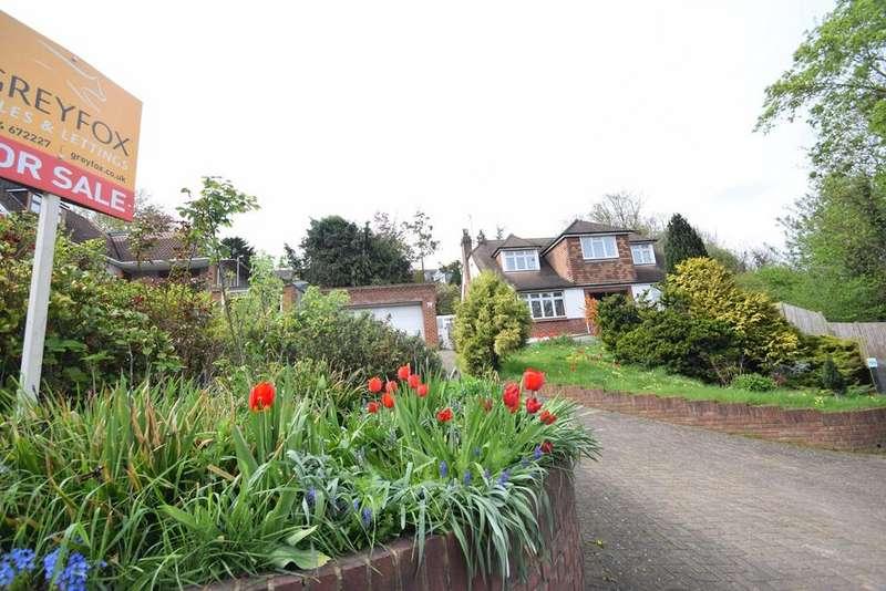 4 Bedrooms Detached House for sale in Robin Hood Lane, Walderslade, ME5