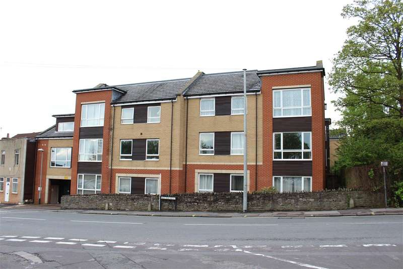 2 Bedrooms Apartment Flat for sale in Nags Head Hill, St. George, Bristol