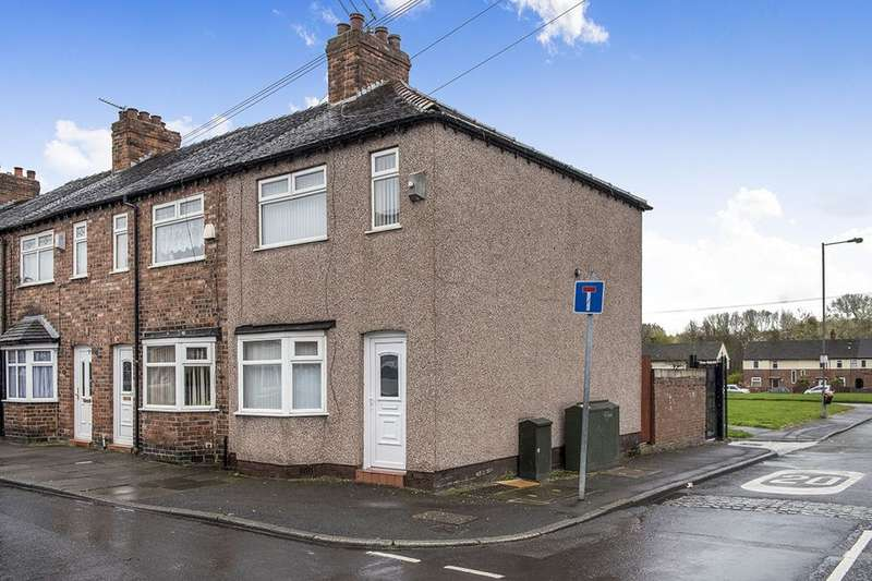 2 Bedrooms Terraced House for sale in Hammond Street, St. Helens, WA9