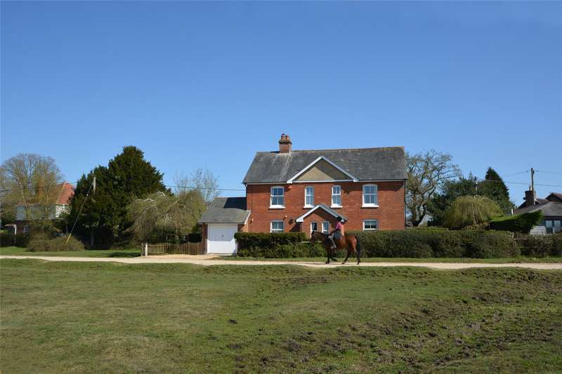 5 Bedrooms Detached House for sale in South Weirs, Brockenhurst, Hampshire, SO42