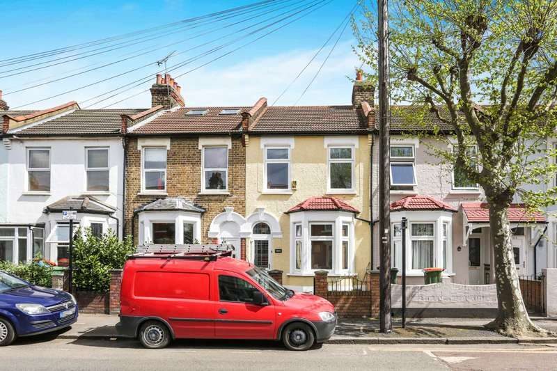 2 Bedrooms Terraced House for sale in Hatherley Gardens, East Ham