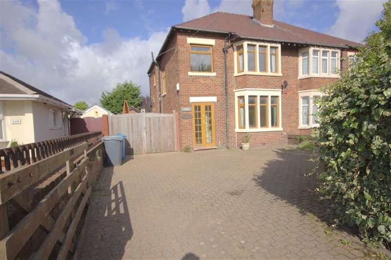 3 Bedrooms Semi Detached House for rent in Church Road, St Annes