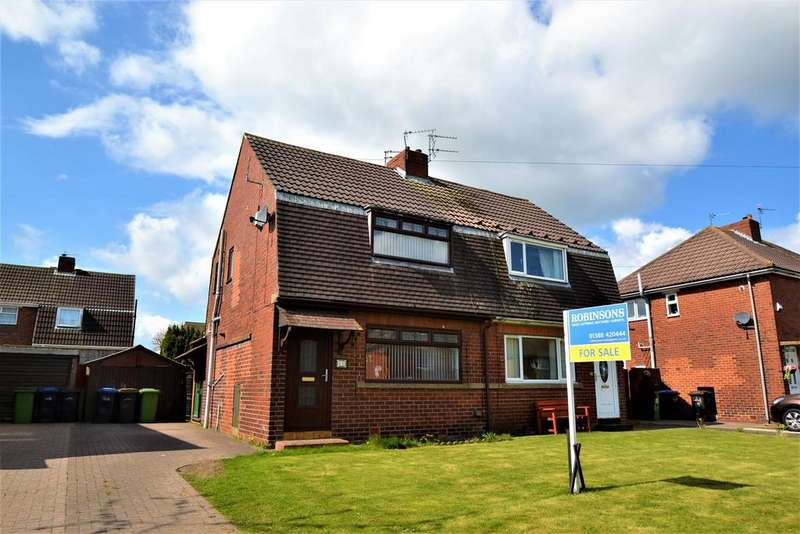 2 Bedrooms House for sale in Chestnut Avenue, Spennymoor