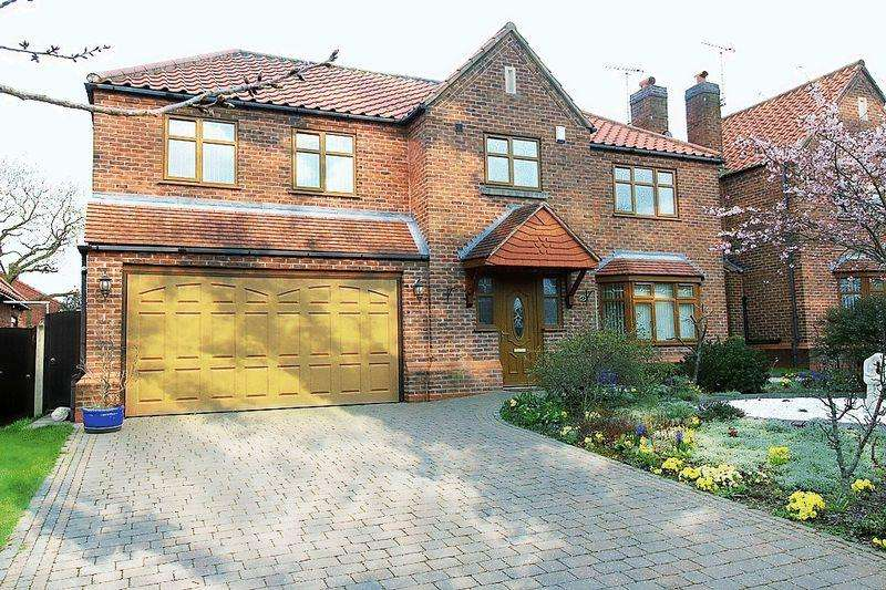 5 Bedrooms Detached House for sale in The Gables, Forest Town, Mansfield