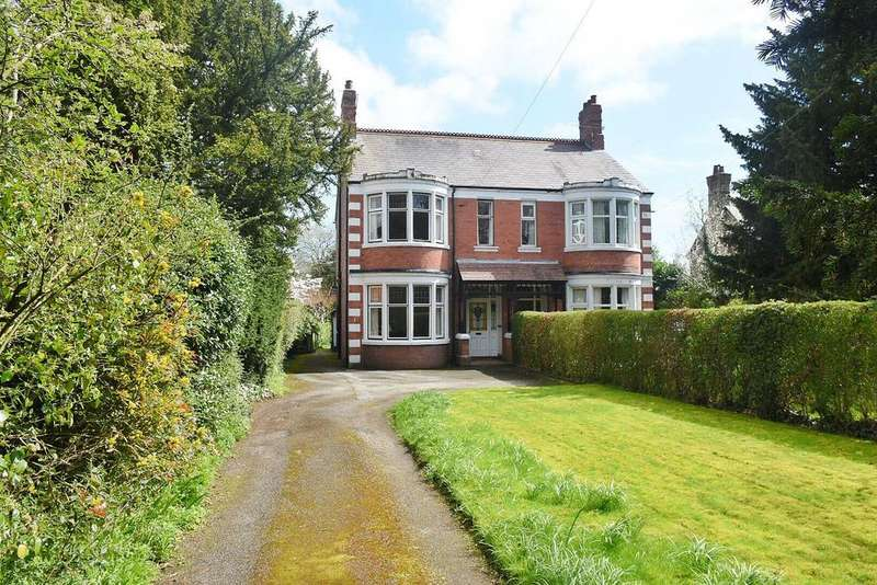 4 Bedrooms Semi Detached House for sale in School Lane, Hartford