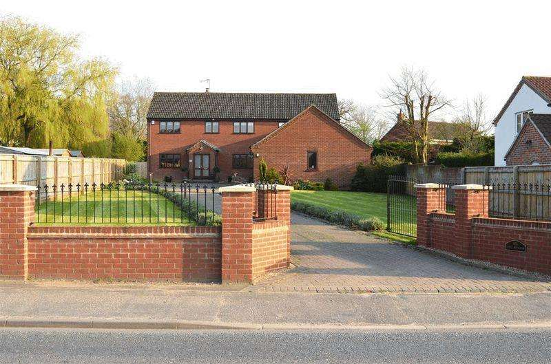 5 Bedrooms Detached House for sale in Brandon Road Watton