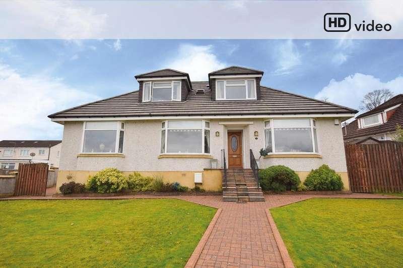 5 Bedrooms Detached Bungalow for sale in Beechlands Drive, Clarkston, Glasgow, G76 7UZ