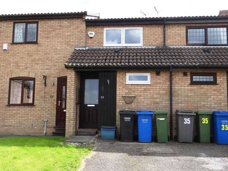 1 Bedroom Town House for rent in Farndale Avenue, Chesterfield