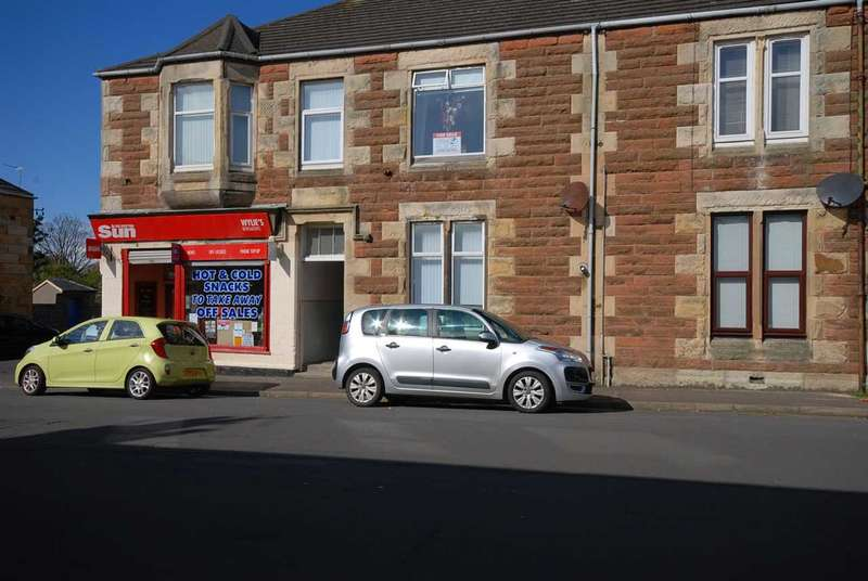 1 Bedroom Apartment Flat for sale in Springvale Street, Saltcoats