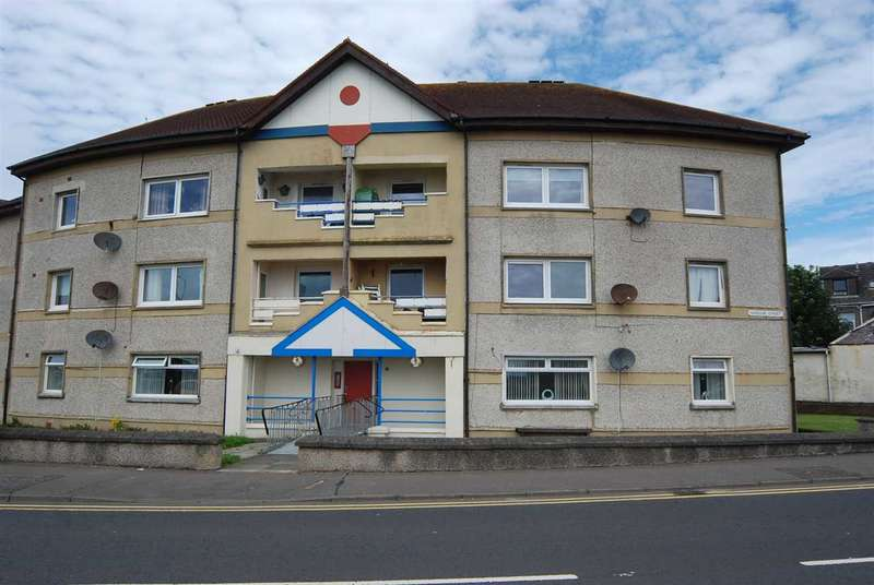 3 Bedrooms Apartment Flat for sale in Harbour Street, Saltcoats