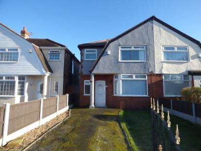 3 Bedrooms Semi Detached House for sale in Park Lane, Netherton, Liverpool, Merseyside, L30
