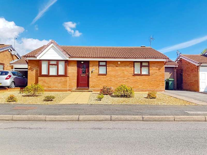 3 Bedrooms Bungalow for sale in ALBION FIELD DRIVE, WEST BROMWICH, WEST MIDLANDS, B71 4HN