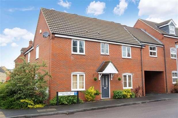 4 Bedrooms Link Detached House for sale in Langlands Road, Bedford